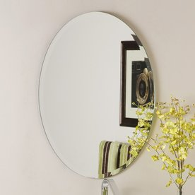 Delicieux Display Product Reviews For Odelia 22 In Oval Bathroom Mirror