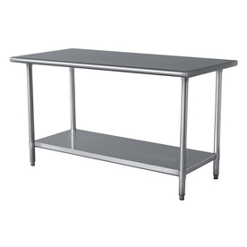 Shop Buffalo Tools 49 In W X 35 In H Steel Work Bench At