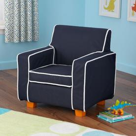 Shop Kidkraft 19 5 In Upholstered Kids Chair At Lowes Com