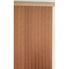 Shop Style Selections Honey Fabric 3 5 In Slat Light