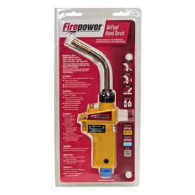 Firepower Propane And Mapp Soldering And Brazing Torch Fp...