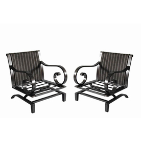 Elegant Display Product Reviews For Pardini Aluminum Patio Conversation Chair