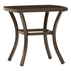 Display Product Reviews For Valleydale Square Woven End Table 20 87 In W X