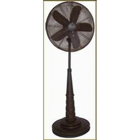 Shop Feature Comforts 18 Quot Stand Fan At Lowes Com
