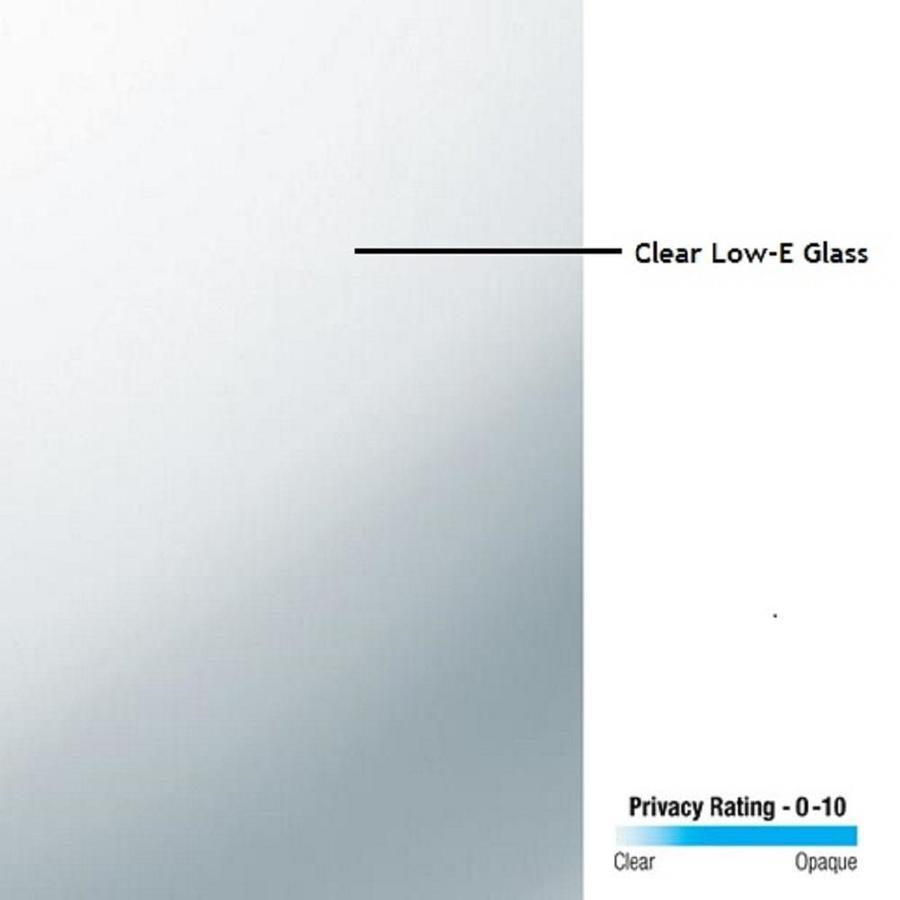 Mmi Door 68 5 In X 77 In Clear Low E Glass Full Lite Left Hand Inswing Primed Steel Prehung Trufit Patio Door On 6 9 16 In Frame In The Patio Doors Department At Lowes Com