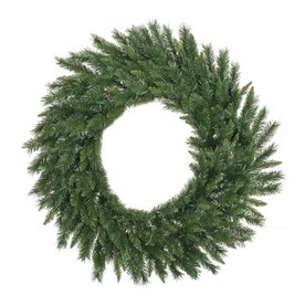 Vickerman 42-in Unlit Imperial Pine Artificial Christmas Wreath A877342
