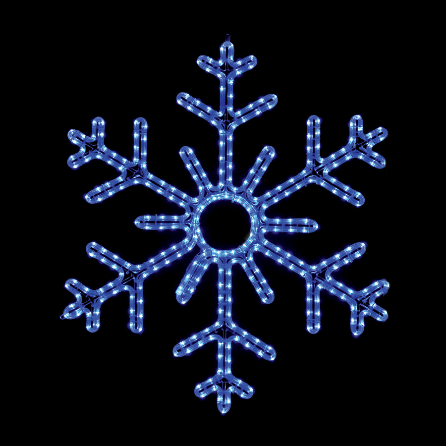 Shop Holiday Lighting Specialists 3-ft Snowflake Outdoor