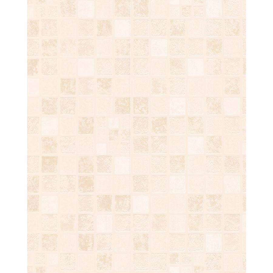 Pig And Paint Faux Mosaic Tile Wallpaper