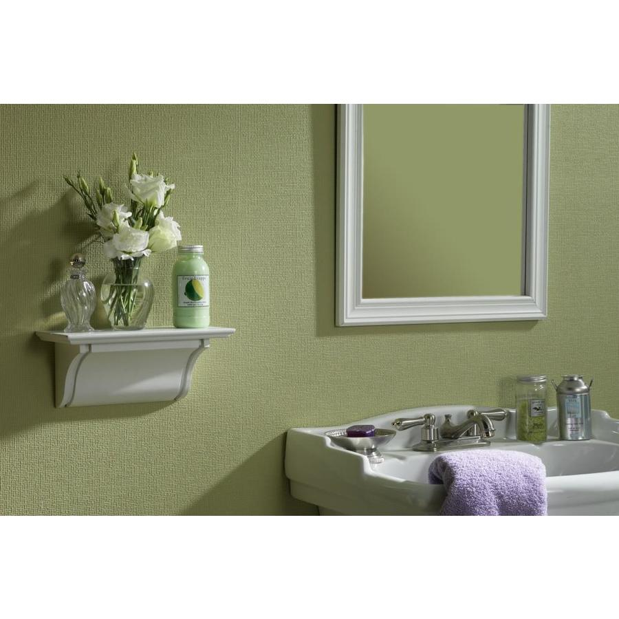 . Graham   Brown Eclectic 56 sq ft White Vinyl Paintable Textured