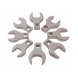 SUNEX 8-Piece Standard Metric Wrench Set Sun9730