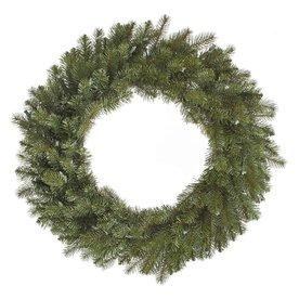 Vickerman 30-in Unlit Colorado Spruce Artificial Christmas Wreath D123630