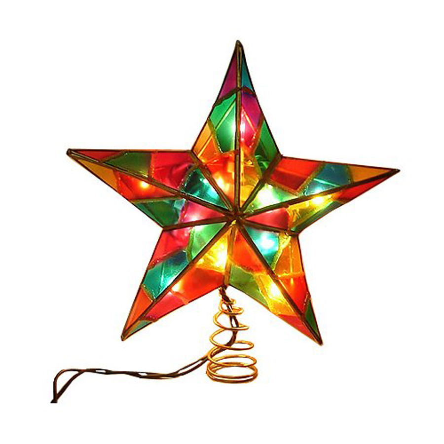 Star For A Christmas Tree: No Matches For Null