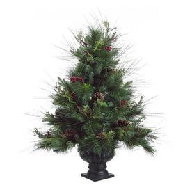 Northlight Allstate 3-ft Unlit Whimsical Artificial Christmas Tree ATG10954779