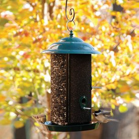 Woodlink Combination Nyjer And Mixed Seed Metal Tube Bird...