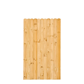 Shop Severe Weather Pressure Treated Wood Fence Gate At