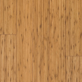 Shop Pergo Tanned Bamboo Laminate Flooring Sample At Lowes Com