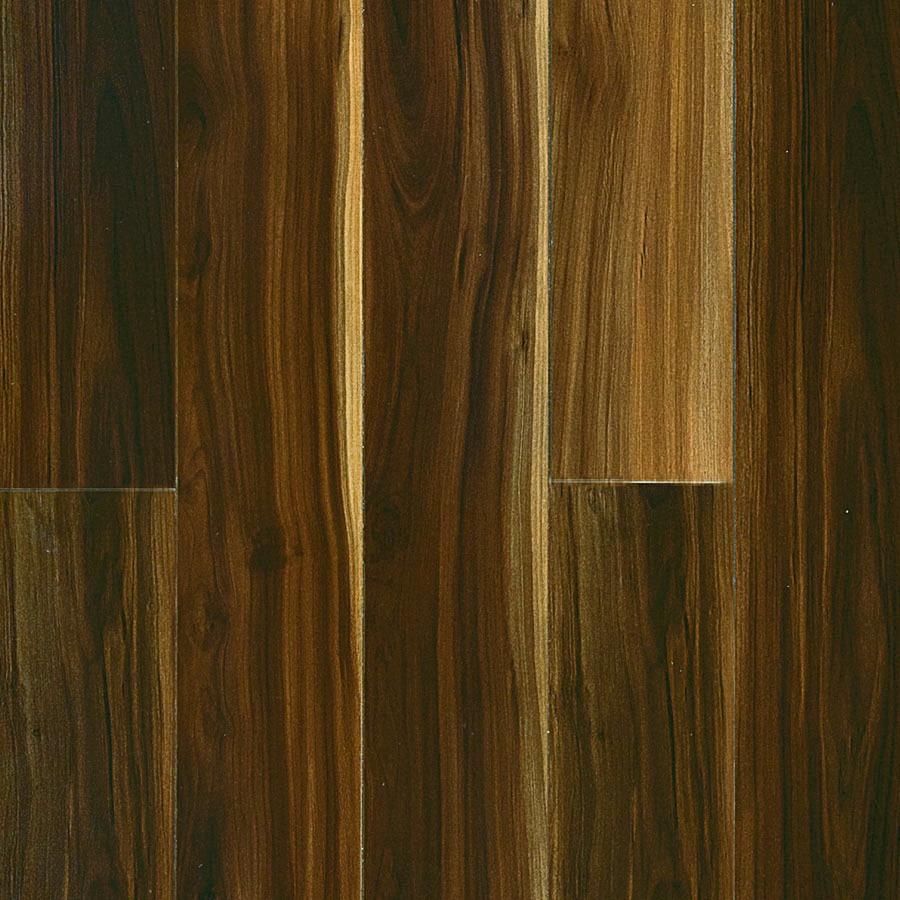 Shop Pergo Max High Gloss Walnut Wood Planks Sample