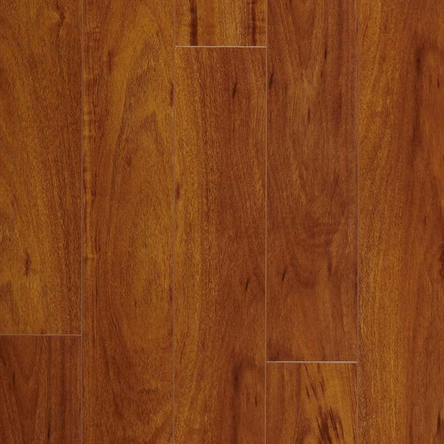 Shop Pergo Max High Gloss Jatoba Wood Planks Sample