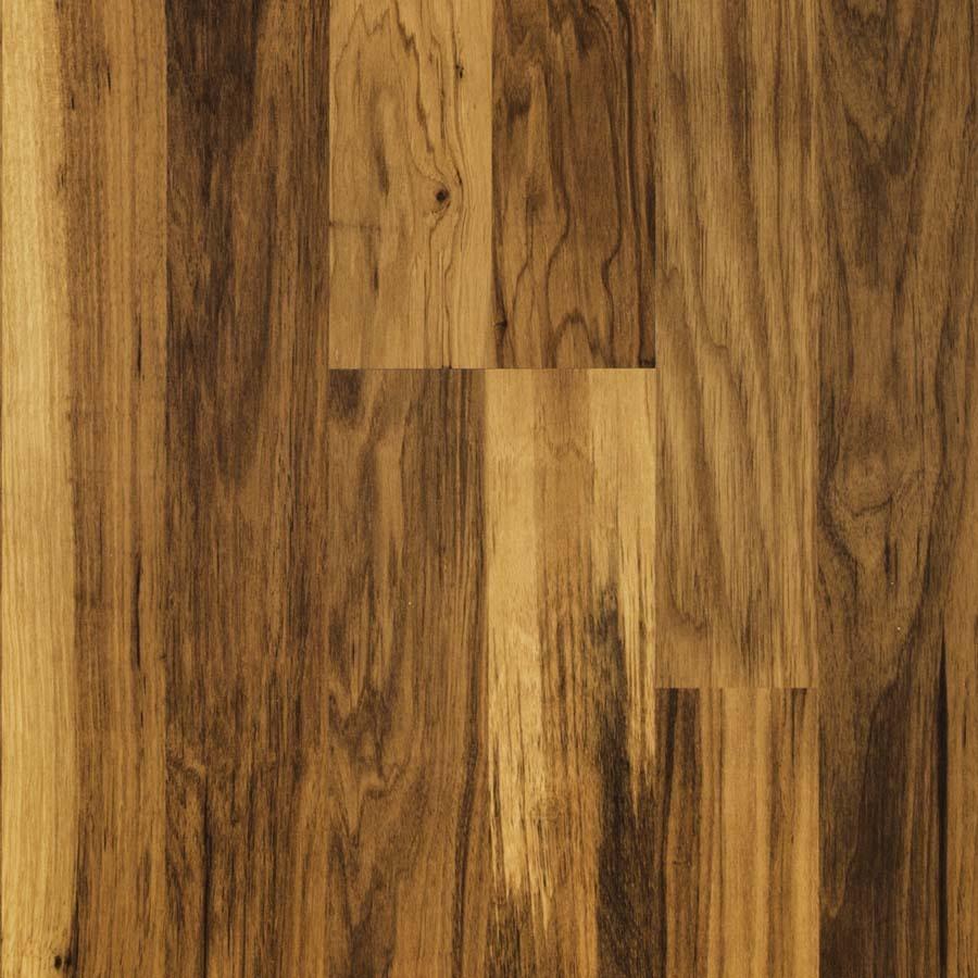 Shop Pergo Max Smooth Pecan Wood Planks Sample Midland