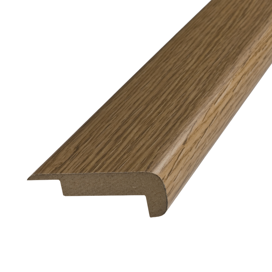 Shop Pergo 2 37 In X 78 74 In Oak Stair Nose Floor