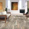 Shop Pergo Max Premier Handscraped Pine Wood Planks Sample