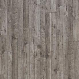 Pergo Portfolio + Wetprotect Waterproof Westover Oak 7.48-In W X 4.52-Ft L Embossed Wood Plank Laminate Flooring Lf00098 -  LF000987