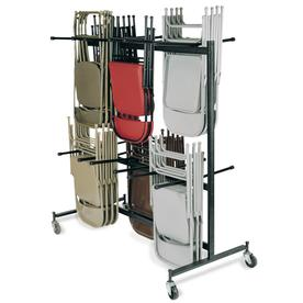 National Public Seating 70-In Utility Cart 84