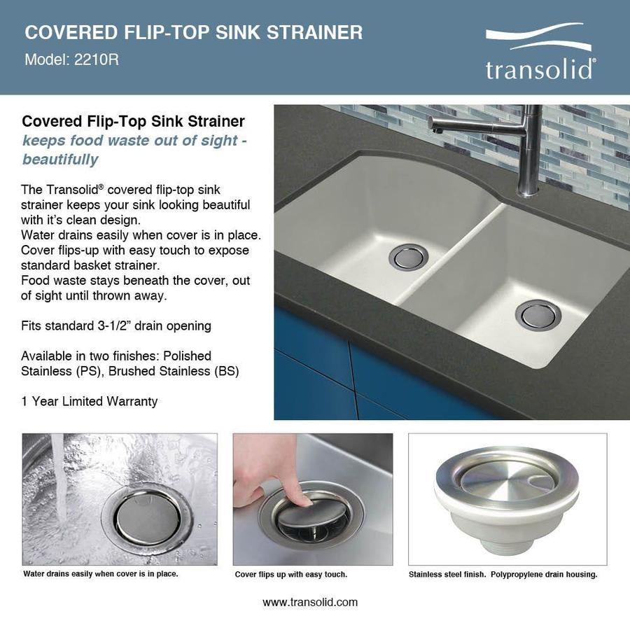 Transolid Radius Undermount 31 75 In X 19 125 In Black Single Bowl Kitchen Sink All In One Kit In The Kitchen Sinks Department At Lowes Com
