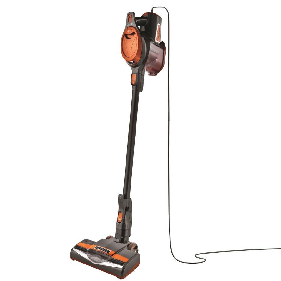 Shop Shark Rocket Bagless Upright Vacuum At Lowes Com