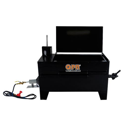 Qpr Pavement Repair Melter Amp Permanent Asphalt Repair From