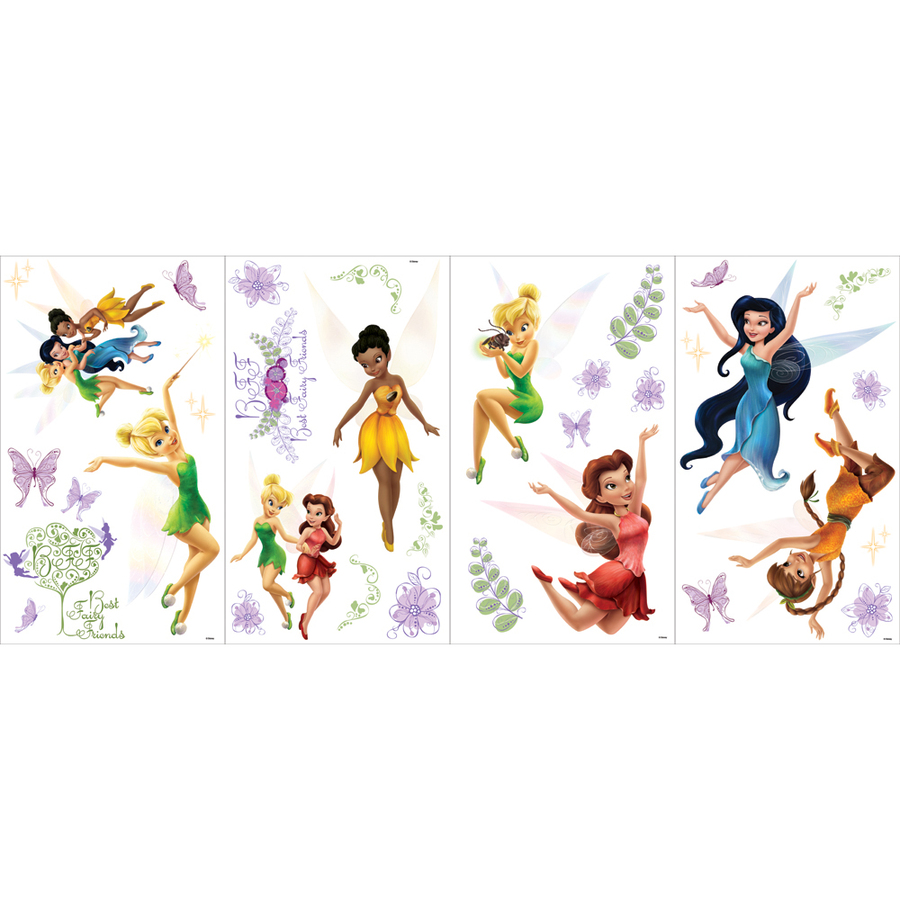 Shop Disney Fairies Pixie Hollow Appliqués at Lowes.com