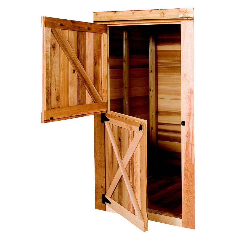 Sally: Garden storage shed lowes