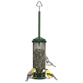 Squirrel Buster Hanging Metal Squirrel-Resistant Bird Feeder 1.3-lb Seed Capacity 1055