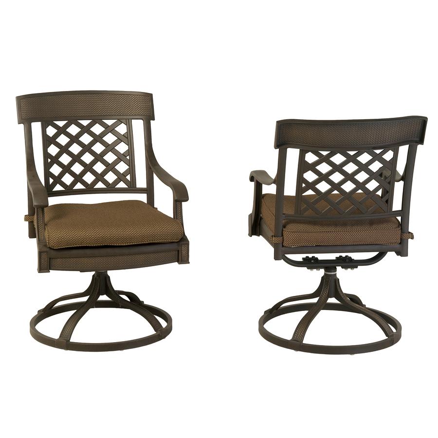 Garden Treasures Patio Furniture Parts: Enlarged Image