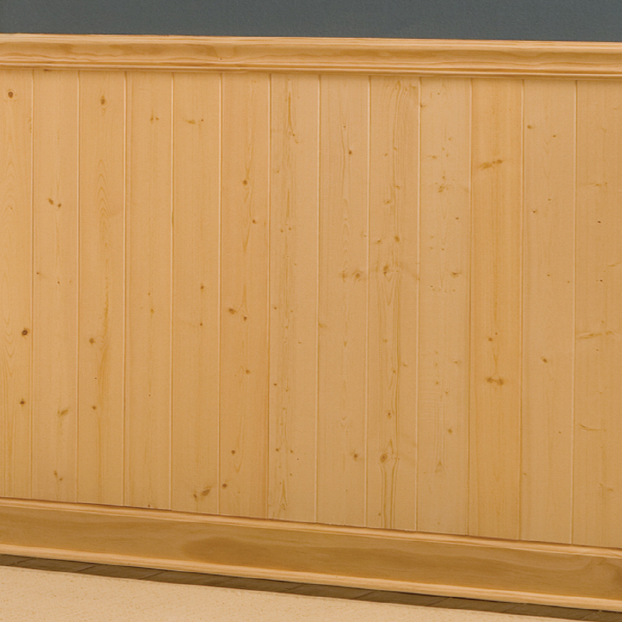Shop Evertrue Wood Wall Panel At Lowes Com