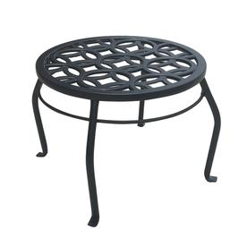 Display Product Reviews For 9 In Black Indoor Outdoor Round Steel Plant Stand