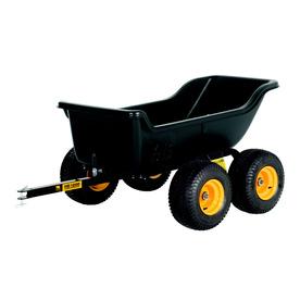 Polar Sport Polar 15-Cu Ft Plastic Dump Cart 8261