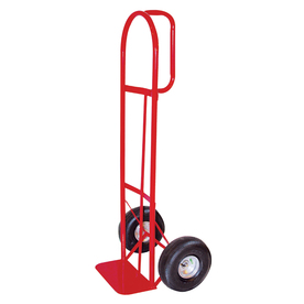 cca2dc0d5da Display product reviews for 800-lb 2-Wheel Red Steel Heavy Duty Hand Truck