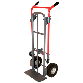 12b3b7e9d68 Display product reviews for 800-lb 4-Wheel Red Steel Convertible Hand Truck