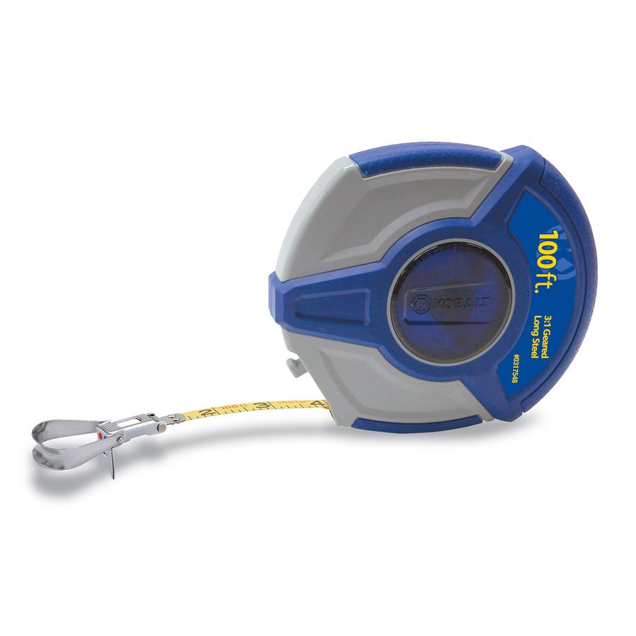 Shop Kobalt 100-ft SAE Tape Measure At Lowes.com
