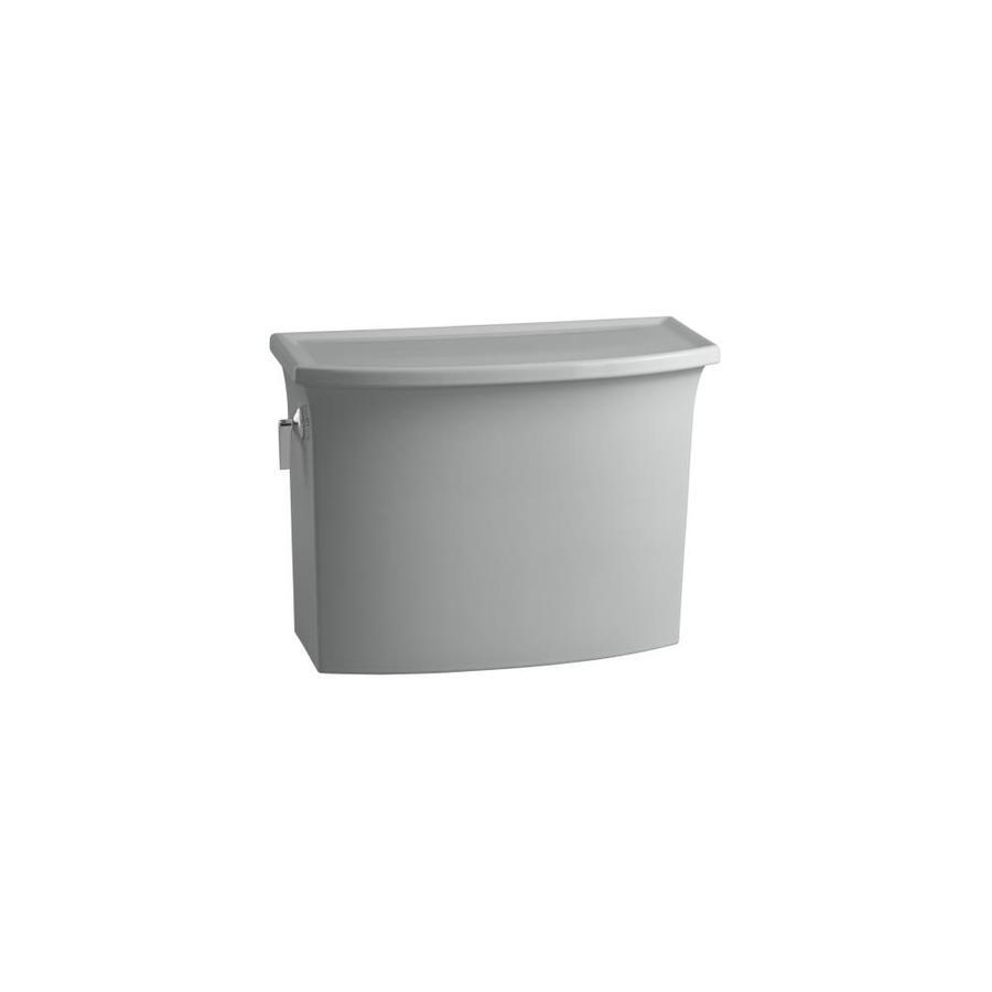 Kohler Archer Ice Grey 1.28-Gpf Single-Flush High-Efficiency Toilet Tank 4431-95