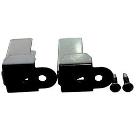 Shop Ironcraft 4 Piece Black Powder Coated Steel Metal