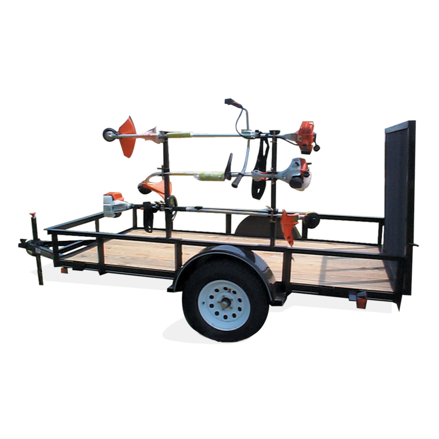 Shop Carry On Trailer 14 In Weed Trimmer Rack At Lowes Com