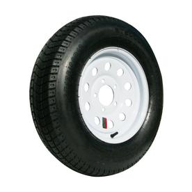 Carry-On Trailer 13-In Spare Tire And Wheel St175x13