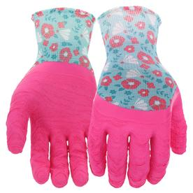 Bon Display Product Reviews For Womenu0027s One Size Fits All Multicolor Polyester Garden  Gloves
