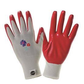 13922fd54 Display product reviews for 3-Pack Women's Large White and Pink Rubber  Garden Gloves