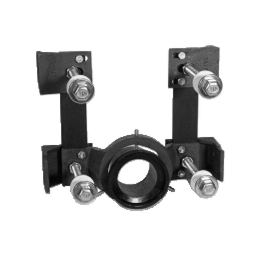 Shop Zurn Blue Cast Iron Mounting Kit At Lowes Com