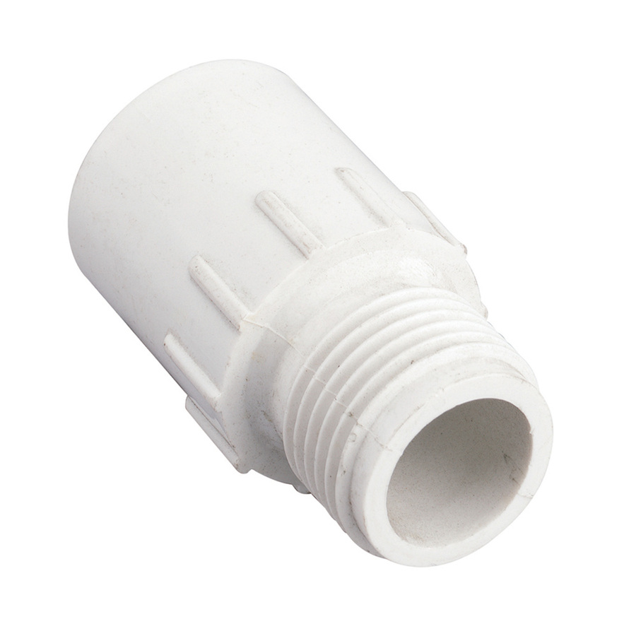 Shop Apollo 3 4 In Pvc Drip Irrigation Male Adapter At