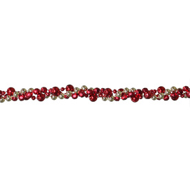 Holiday Living 8-ft L Beaded Garland 5854381008