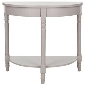 Safavieh Living Room Tables Randell Grey Overcast Console Table AMH6609D